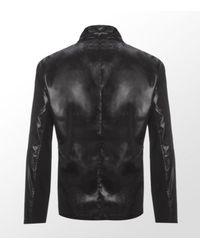 Junk De Luxe | Black Harvard Biker Jacket for Men | Lyst