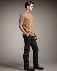 Ralph Lauren - Black Bond Cargo Pants for Men - Lyst