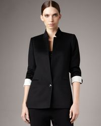 Stella McCartney - Black Double-face Cashmere Jacket - Lyst