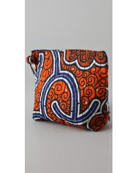 Bluma Project | Orange Print Cosmetic Bag | Lyst