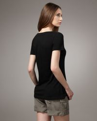 Hudson Jeans | Kenya Rolled Cargo Shorts, Army Green | Lyst