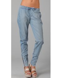 Rezin | Blue The Kelvin Relaxed Pants | Lyst