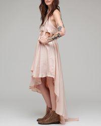 Miss Unkon | Pink Wherever It Leads Dress | Lyst