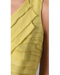 Sachin & Babi - Yellow Julieta Dress - Lyst