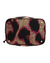 Vivienne Westwood - Multicolor Rosa Lurex Leopard Bucket Bag - Lyst