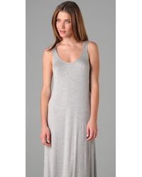 Zimmermann | Gray Marle Sorbet Maxi Dress | Lyst