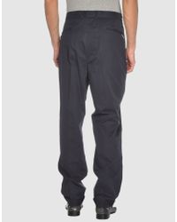 Brunello Cucinelli | Blue Casual Pants for Men | Lyst