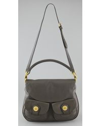 Marc By Marc Jacobs - Gray House Of Sasha Bag - Lyst