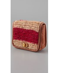 Rebecca Minkoff - Red Baby Belle Bag - Lyst