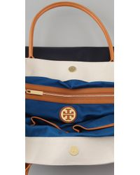Tory Burch | Natural Dipped Tote | Lyst