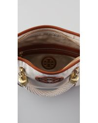 Tory Burch | Green Karlya Swing Pack | Lyst