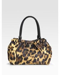 Ferragamo | Multicolor Vitello Leather Safari Boston Bag | Lyst
