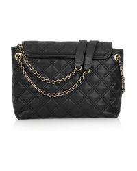 Marc Jacobs - Black Baroque Single Leather Shoulder Bag - Lyst