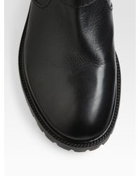 Marc By Marc Jacobs | Black Workwear Ankle Boots | Lyst