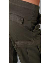 Rag & Bone | Green Combat Pants | Lyst