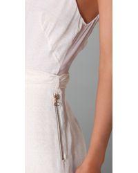3.1 Phillip Lim | White Silk-crepe Jumpsuit | Lyst