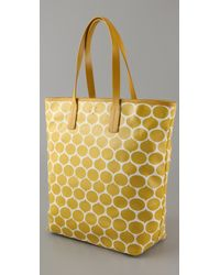 Jonathan Adler | Yellow Countess Tote | Lyst
