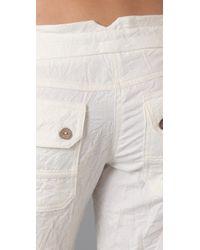 Georgie | White St. Barts Pants | Lyst