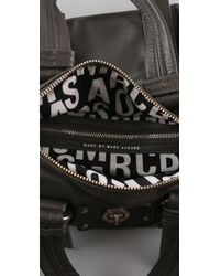 Marc By Marc Jacobs - Black Totally Turnlock Lil Shifty Satchel - Lyst