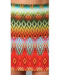 Torn By Ronny Kobo | Multicolor Astrid Miniskirt | Lyst