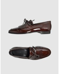 Alberto Moretti | Brown Moccassins for Men | Lyst