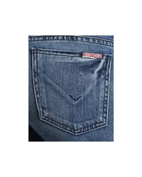 Ash - Blue Hudson Shana Baby Bootcut Jeans in Stowell Wash - Lyst