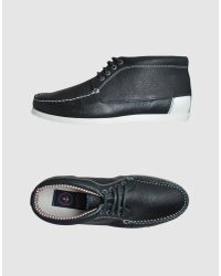 Pointer | Blue High-top Dress Shoe for Men | Lyst