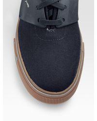 PUMA - Blue El Ace Military Sneaker for Men - Lyst