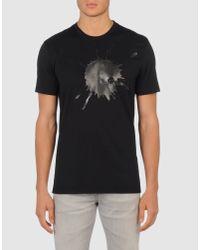 Viktor & Rolf - Black Short Sleeve T-shirt for Men - Lyst
