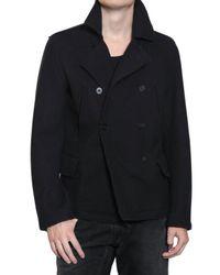 Dolce & Gabbana | Blue Coat for Men | Lyst