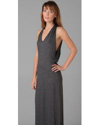 Elizabeth and James | Gray Molly Dress | Lyst
