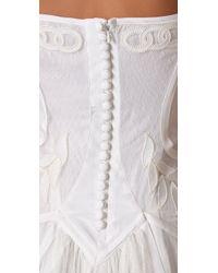 Temperley London - White Deeana Dress - Lyst