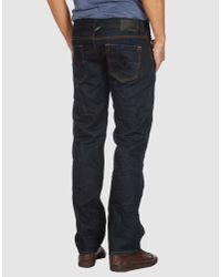 DIESEL - Blue Jeans for Men - Lyst
