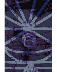 Mara Hoffman - Blue Combo Blouse - Lyst