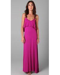 T-bags | Pink Maxi Dress | Lyst