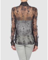 Valentino   Black Short Sleeve T-shirt   Lyst