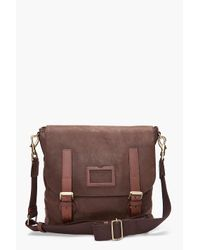 Mulberry | Brown Rockley Messenger Bag for Men | Lyst