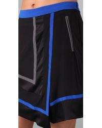 Rag & Bone | Black Henbury Skirt | Lyst