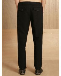 Dries Van Noten - Black Mens Presley Pants for Men - Lyst