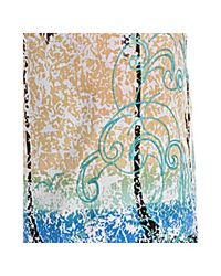 Robert Graham | Orange Sunset Palm Tree Printed Runabout Board Shorts for Men | Lyst