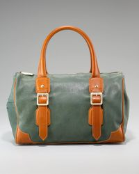 Hunter | Kelso Doctor Bag, Forest Green/tan | Lyst