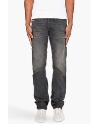 DIESEL | Gray Viker 881v Jeans for Men | Lyst