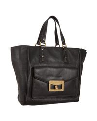 Marc By Marc Jacobs | Blue Bianca Hayley Leather Tote | Lyst