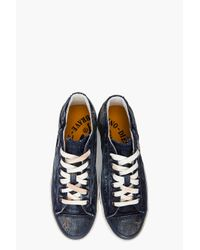 DIESEL - Blue Exposure Low I Sneakers for Men - Lyst