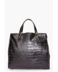 DSquared² | Black Ottawa Kabuki Shopping Bag | Lyst