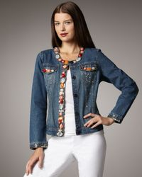 Berek | Blue Summer Love Denim Jacket | Lyst