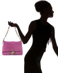 Fendi - Pink Forever Borsa Mamma Bag - Lyst