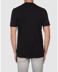 Givenchy - Black Short Sleeve T-shirt for Men - Lyst
