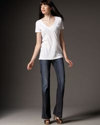 Hudson Jeans | Blue Elm Mid-rise Boot-cut Jeans | Lyst