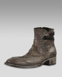Mark Nason | Brown Parker Studded Boot for Men | Lyst